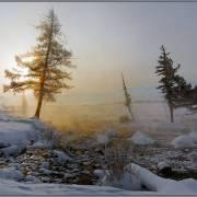 Золотой пар Курая - Алтай Фото, автор: Джазатор