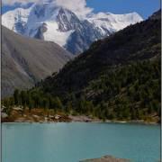 Озеро Дарашколь - Алтай Фото, автор: Джазатор