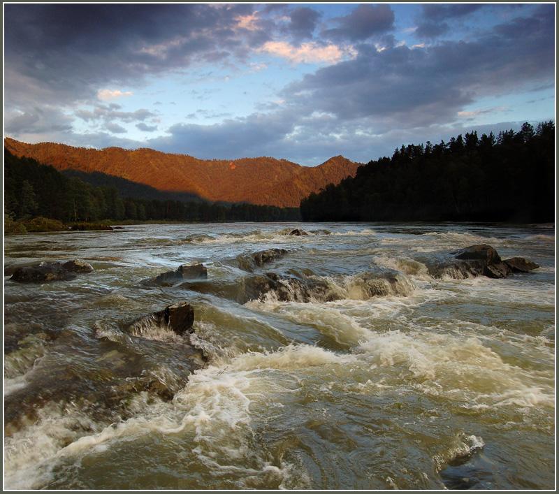 видеть бурлящую реку во сне к чему