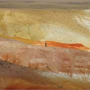 Человек на Марсе - Алтай Фото, автор: Rain