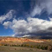 Марсианские хроники. Атмосферные явления. - Алтай Фото, автор: ALOS