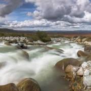 Река Аргамджи.