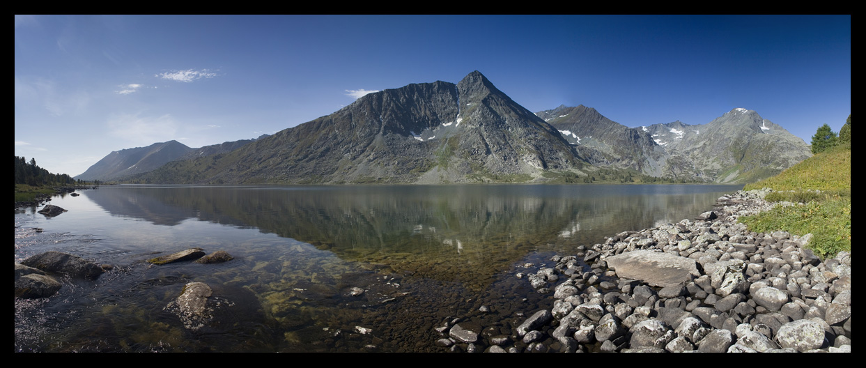 Озеро Алахинское