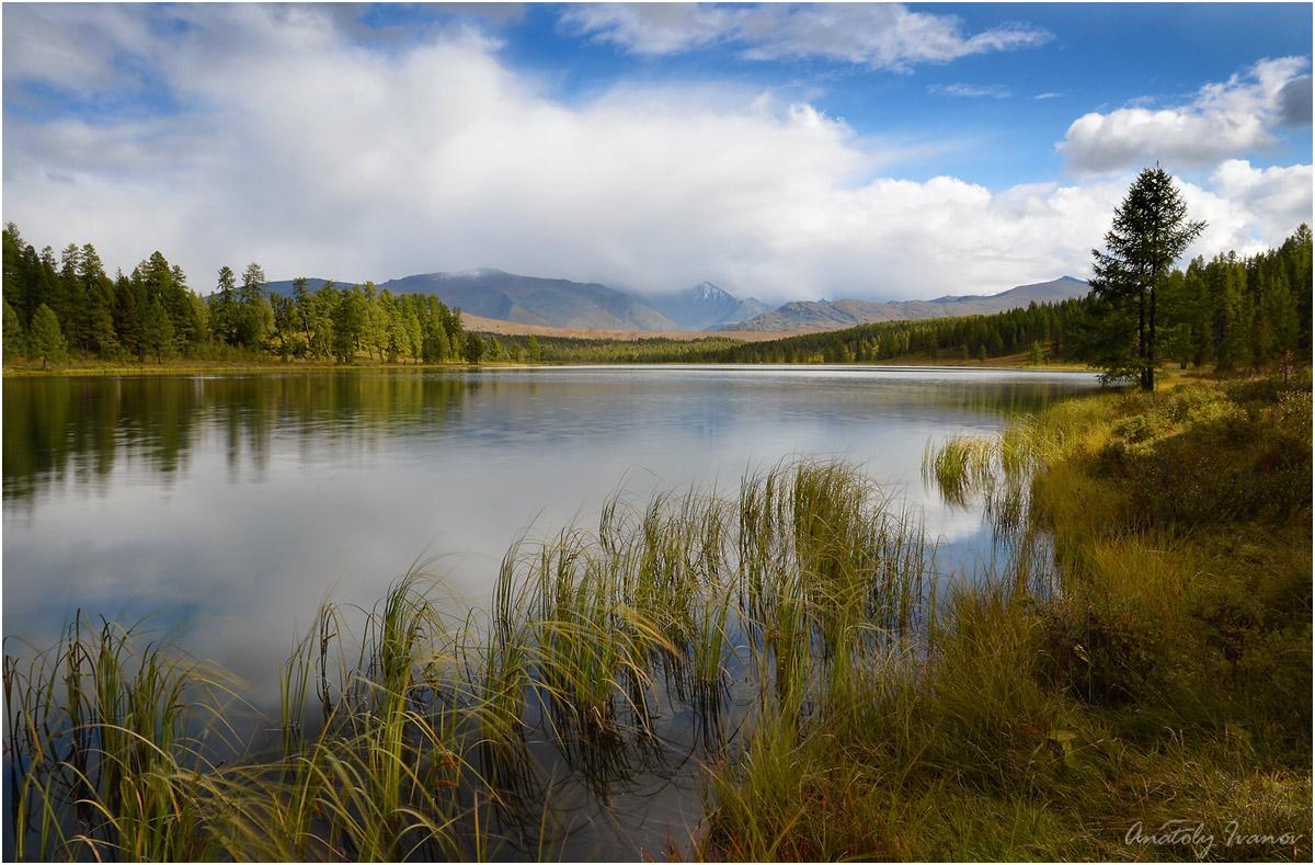 рыбалка на алтае улаганские озера
